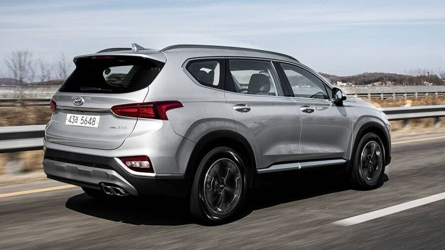 Hyundai Santa Fe 2019 định hình lại kiểu dáng, kích thước và tính đẳng cấp - Hình 2
