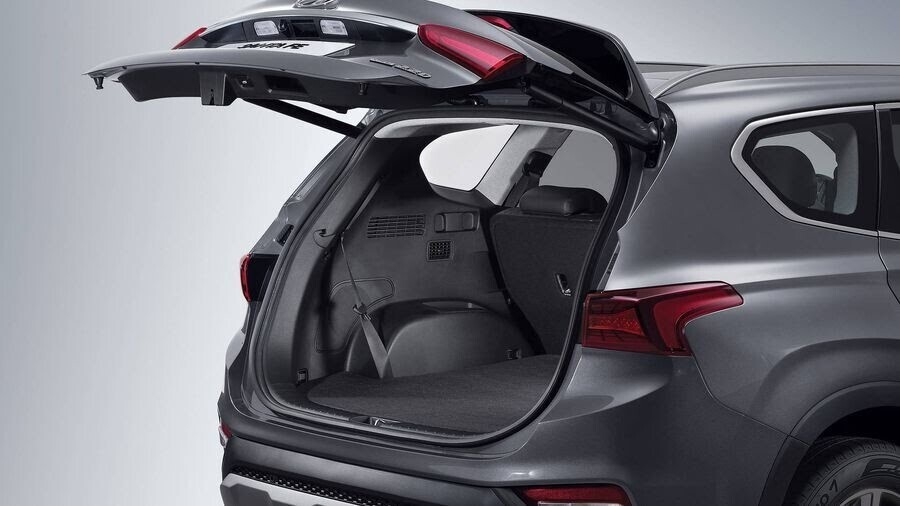 Hyundai Santa Fe 2019 định hình lại kiểu dáng, kích thước và tính đẳng cấp - Hình 4