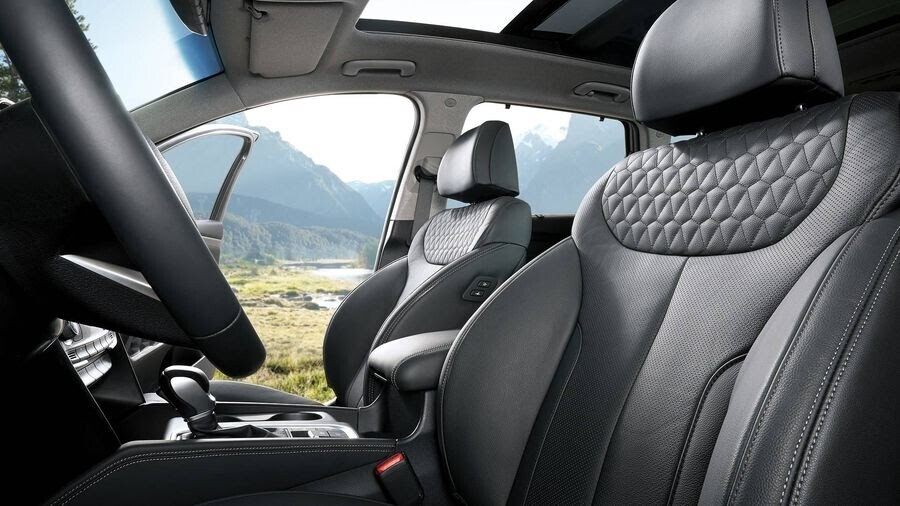 Hyundai Santa Fe 2019 định hình lại kiểu dáng, kích thước và tính đẳng cấp - Hình 5