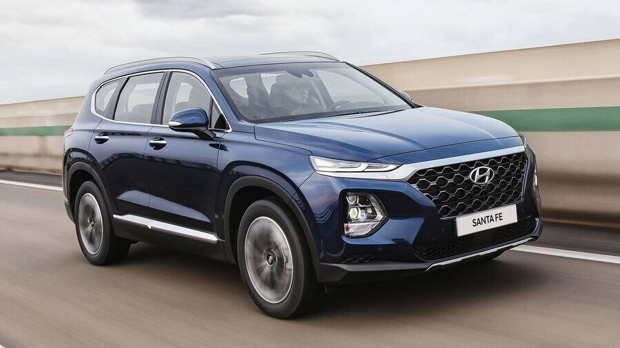 Hyundai Santa Fe 2019 định hình lại kiểu dáng, kích thước và tính đẳng cấp - Hình 6