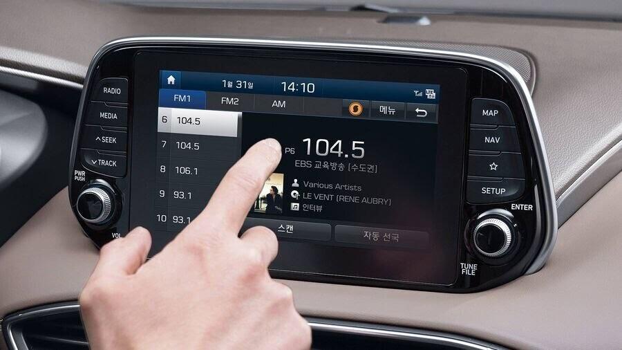 Hyundai Santa Fe 2019 định hình lại kiểu dáng, kích thước và tính đẳng cấp - Hình 10