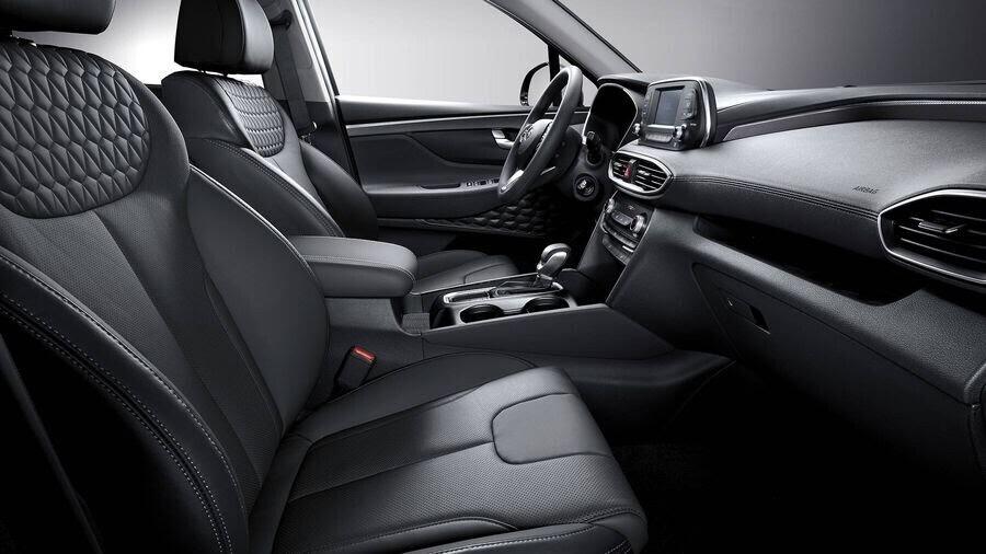 Hyundai Santa Fe 2019 định hình lại kiểu dáng, kích thước và tính đẳng cấp - Hình 17