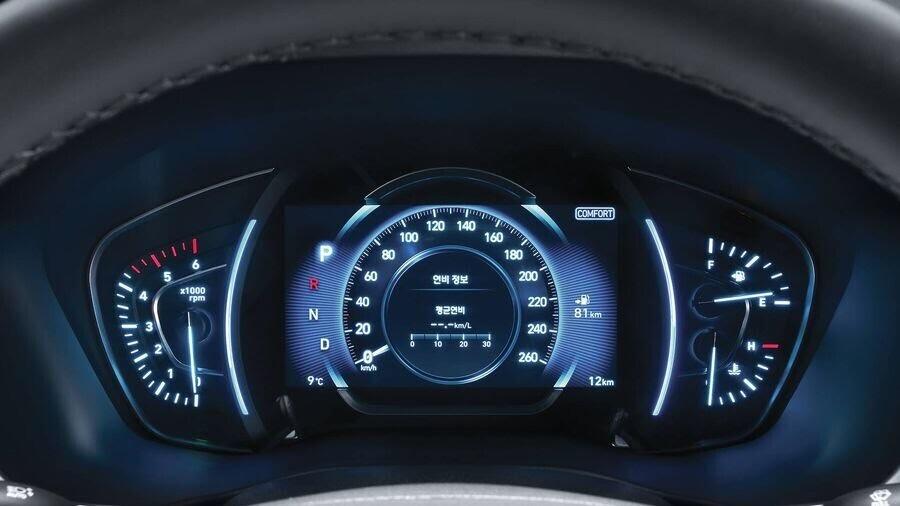 Hyundai Santa Fe 2019 định hình lại kiểu dáng, kích thước và tính đẳng cấp - Hình 18