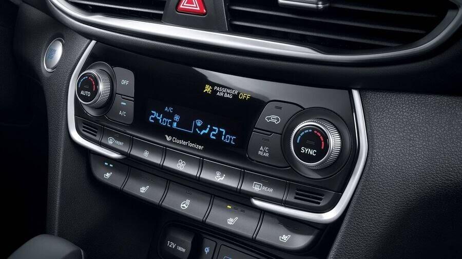 Hyundai Santa Fe 2019 định hình lại kiểu dáng, kích thước và tính đẳng cấp - Hình 19