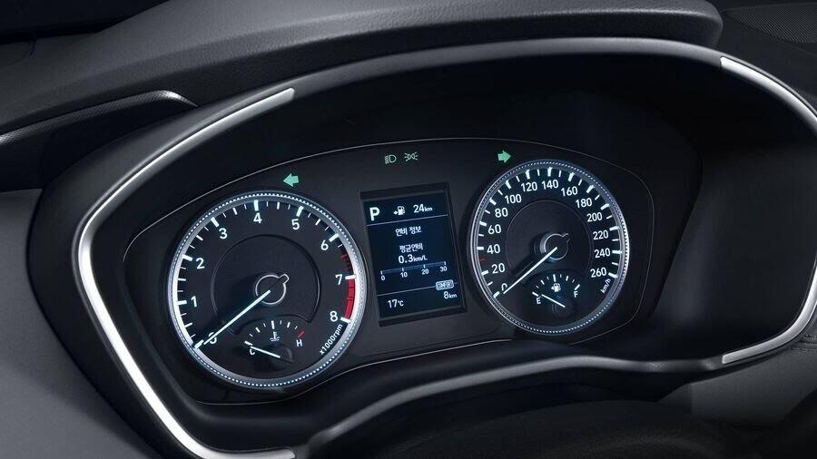 Hyundai Santa Fe 2019 định hình lại kiểu dáng, kích thước và tính đẳng cấp - Hình 20