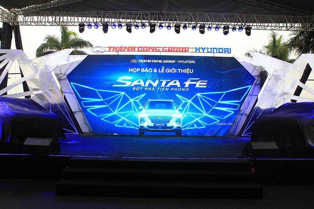 Hyundai Santa Fe hoàn toàn mới trình làng - giá từ 995 triệu VND - Hình 1