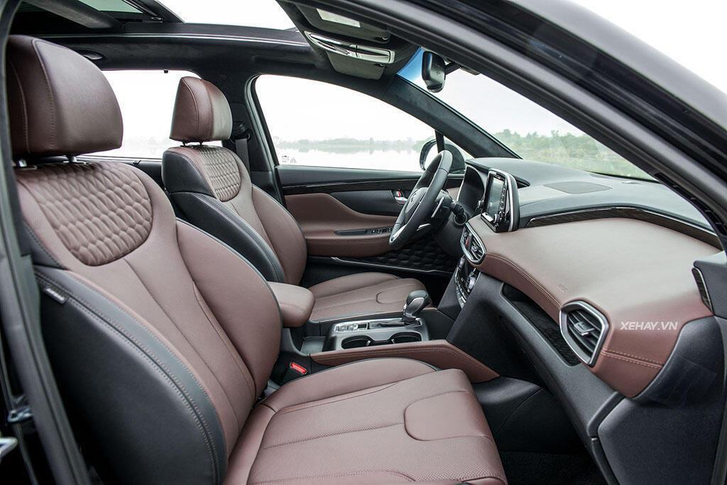 Hyundai Santa Fe hoàn toàn mới trình làng - giá từ 995 triệu VND - Hình 10