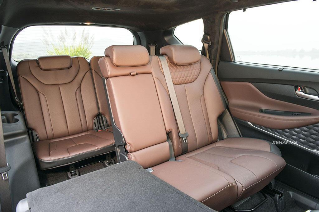 Hyundai Santa Fe hoàn toàn mới trình làng - giá từ 995 triệu VND - Hình 11