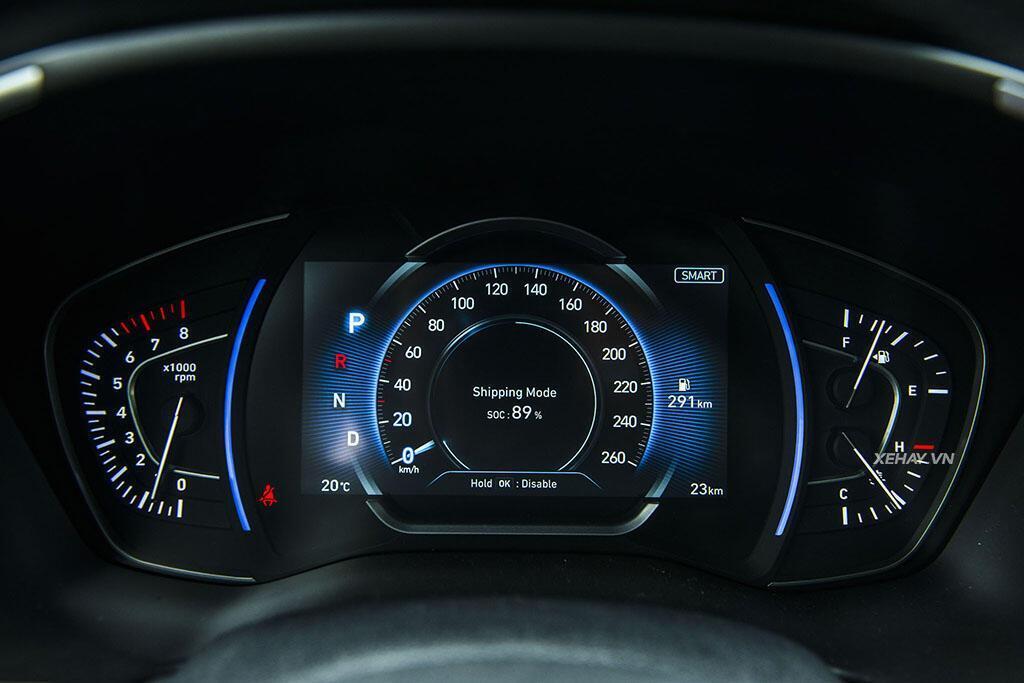 Hyundai Santa Fe hoàn toàn mới trình làng - giá từ 995 triệu VND - Hình 12