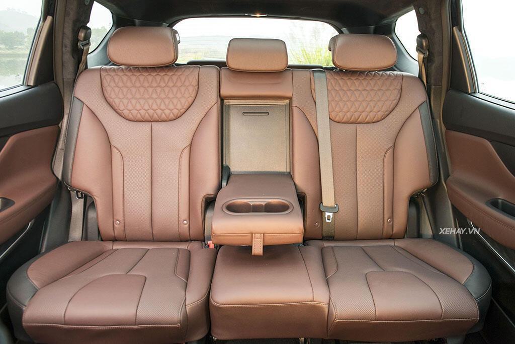 Hyundai Santa Fe hoàn toàn mới trình làng - giá từ 995 triệu VND - Hình 16