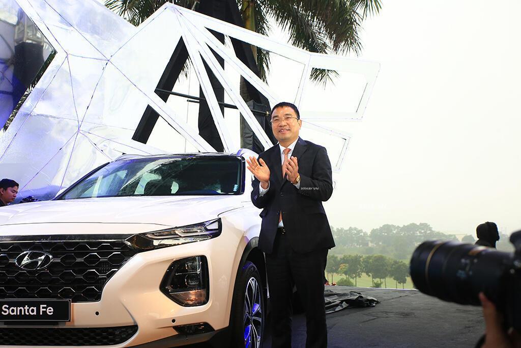 Hyundai Santa Fe hoàn toàn mới trình làng - giá từ 995 triệu VND - Hình 18