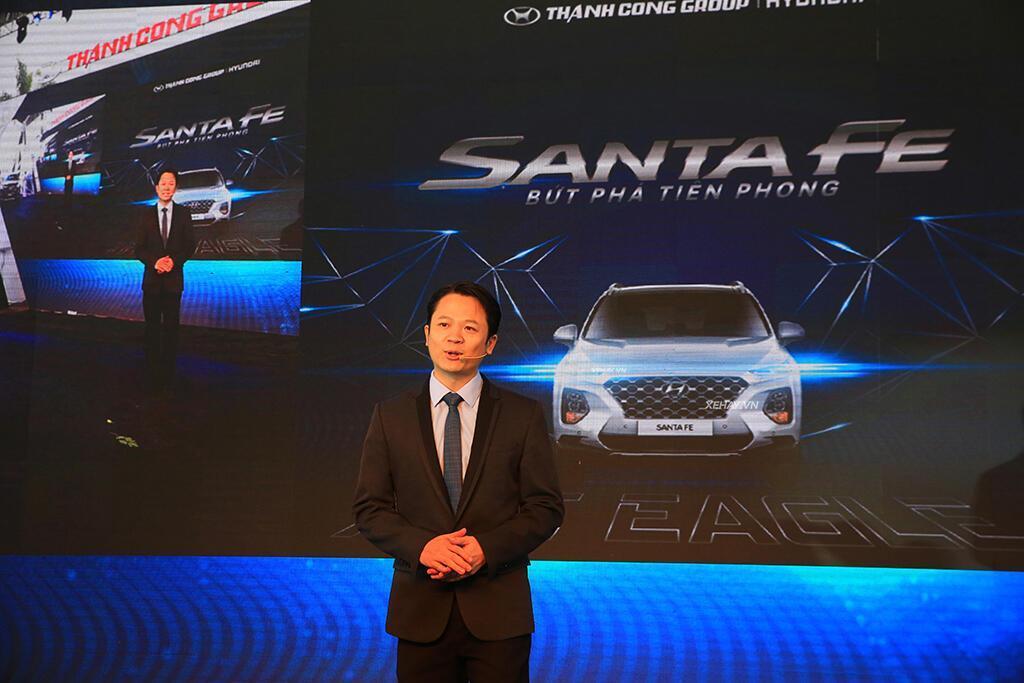 Hyundai Santa Fe hoàn toàn mới trình làng - giá từ 995 triệu VND - Hình 21