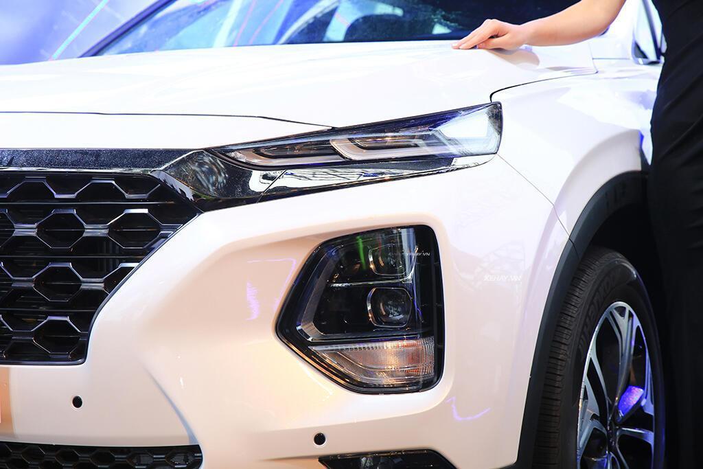 Hyundai Santa Fe hoàn toàn mới trình làng - giá từ 995 triệu VND - Hình 6
