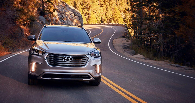 Hyundai Santa Fe Sport 2018 có phiên bản mới - Hình 1