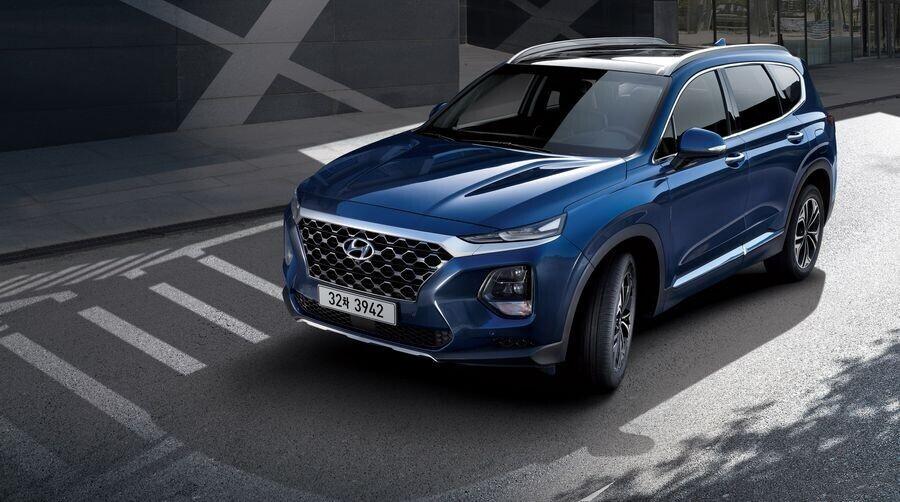 Hyundai Santa Fe thế hệ mới ra mắt sẽ ra mắt Việt Nam vào tháng 11/2018 - Hình 1