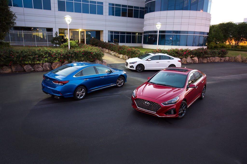 Hyundai Sonata+ 2018 giá mềm, nhiều công nghệ - Hình 4