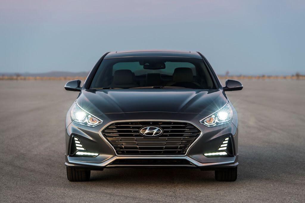 Hyundai Sonata+ 2018 giá mềm, nhiều công nghệ - Hình 5