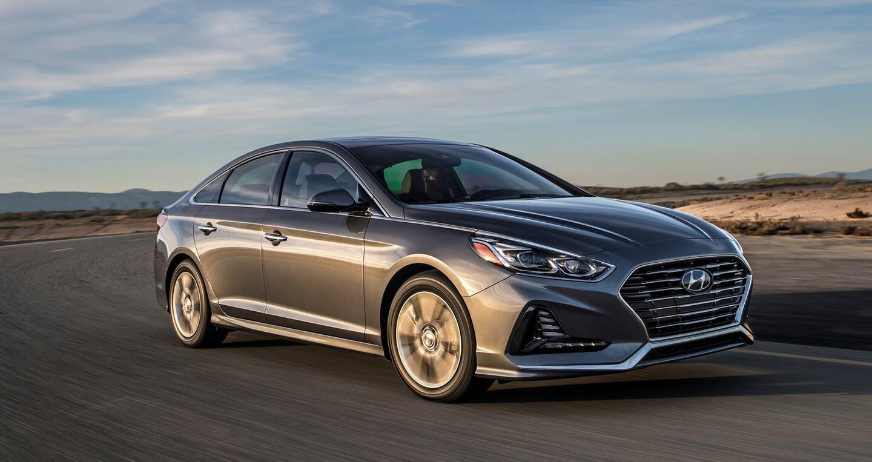 Hyundai Sonata 2018 lên kệ với giá bán từ 22.050 USD - Hình 1