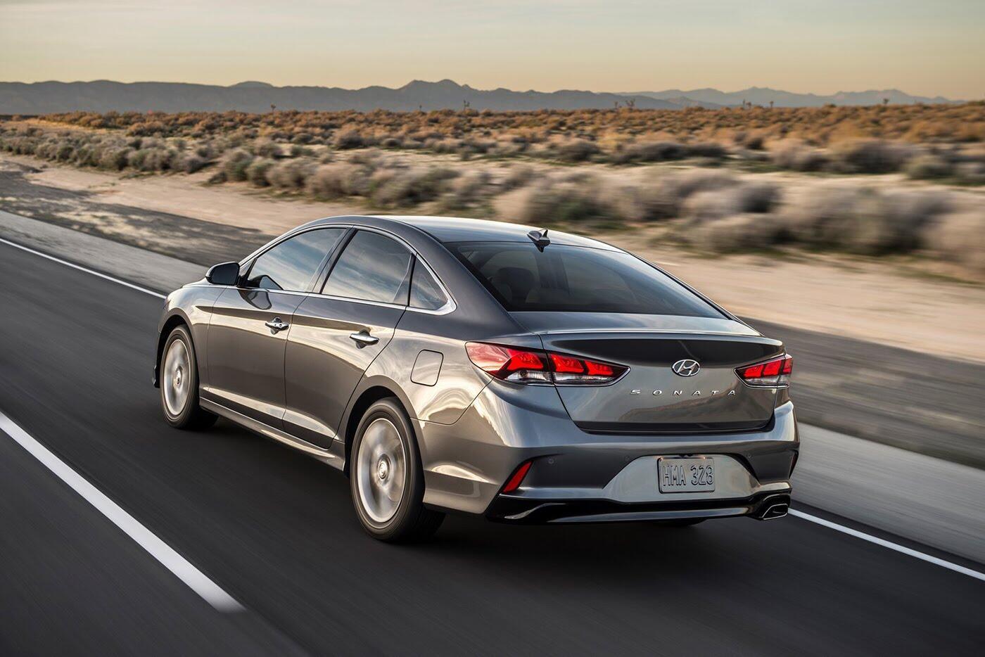 Hyundai Sonata 2018 lên kệ với giá bán từ 22.050 USD - Hình 5