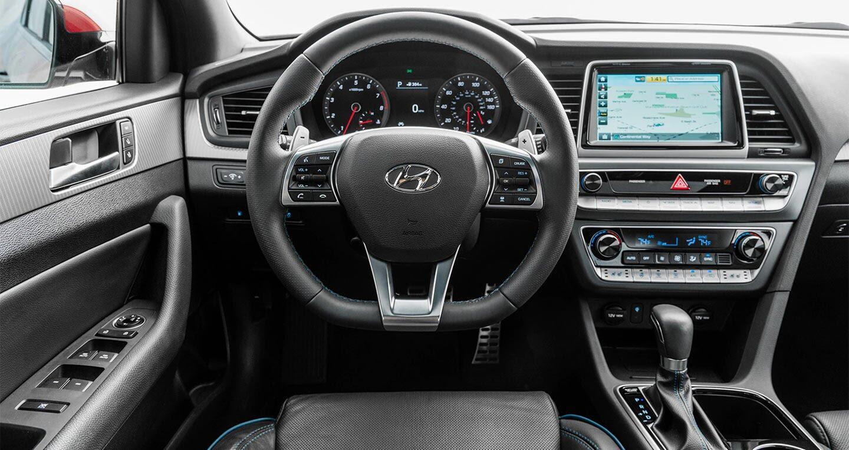 Hyundai Sonata 2.0T 2018: Đủ sức đương đầu với Accord và Camry 2018? - Hình 6