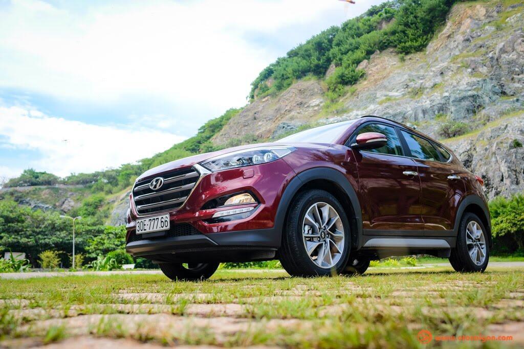 Hyundai Tucson 2017 giảm giá tới 130 triệu đồng; áp dụng trong tháng 11/2017 - Hình 1