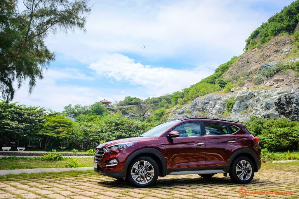 Hyundai Tucson 2017 giảm giá tới 130 triệu đồng; áp dụng trong tháng 11/2017 - Hình 2