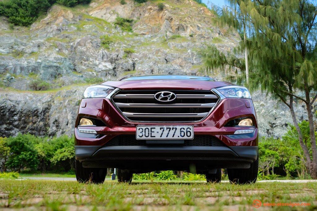 Hyundai Tucson 2017 giảm giá tới 130 triệu đồng; áp dụng trong tháng 11/2017 - Hình 4