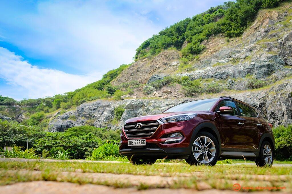 Hyundai Tucson 2017 giảm giá tới 130 triệu đồng; áp dụng trong tháng 11/2017 - Hình 5