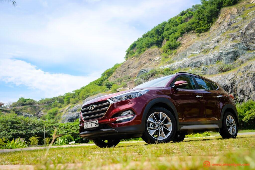 Hyundai Tucson 2017 giảm giá tới 130 triệu đồng; áp dụng trong tháng 11/2017 - Hình 6