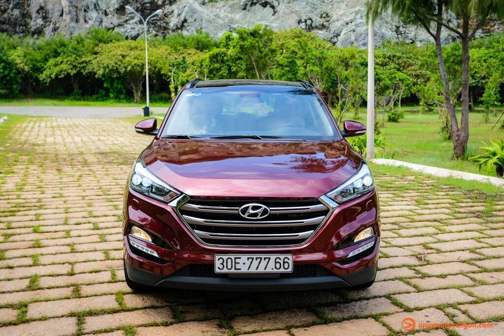 Hyundai Tucson 2017 giảm giá tới 130 triệu đồng; áp dụng trong tháng 11/2017 - Hình 8