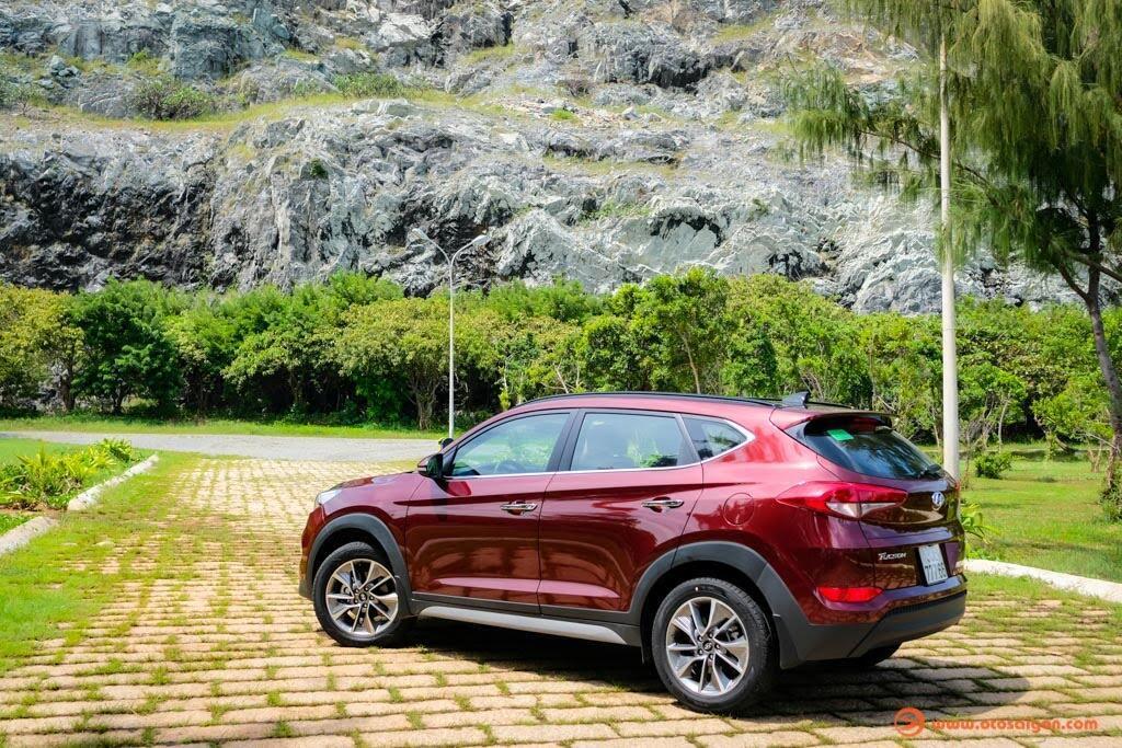 Hyundai Tucson 2017 giảm giá tới 130 triệu đồng; áp dụng trong tháng 11/2017 - Hình 12