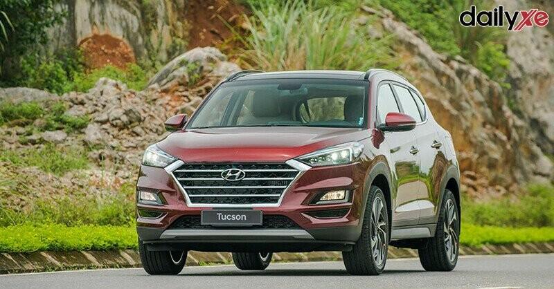 Tổng quan Hyundai Tucson