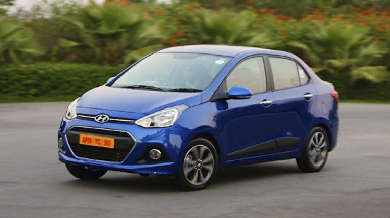 Hyundai Xcent: Sedan cho người thực dụng - Hình 1