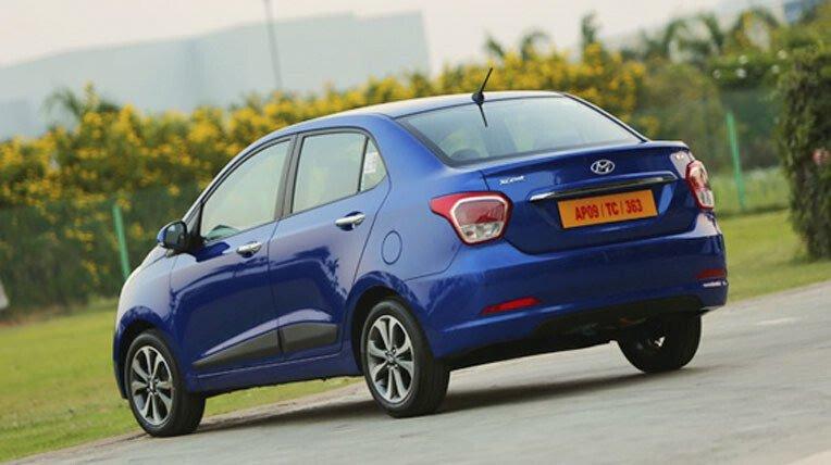 Hyundai Xcent: Sedan cho người thực dụng - Hình 2