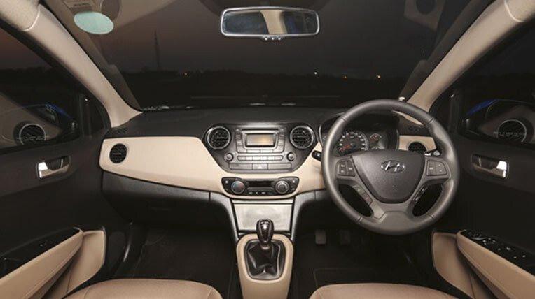 Hyundai Xcent: Sedan cho người thực dụng - Hình 3