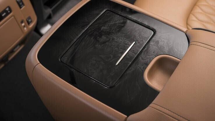 Infiniti QX80 2018 có giá từ 64.750 USD cạnh tranh với Lexus 570 và Mercedes GLS - Hình 21