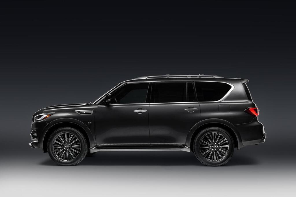 Infiniti QX80 Limited 2019 giá 90.000 USD, đe dọa Lexus LX570 - Hình 2