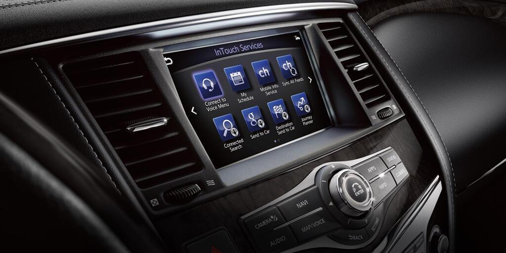 Infiniti QX80 Limited 2019 giá 90.000 USD, đe dọa Lexus LX570 - Hình 7