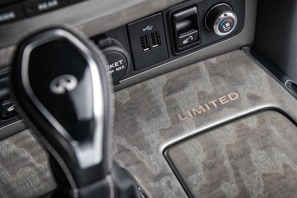 Infiniti QX80 Limited 2019 giá 90.000 USD, đe dọa Lexus LX570 - Hình 8