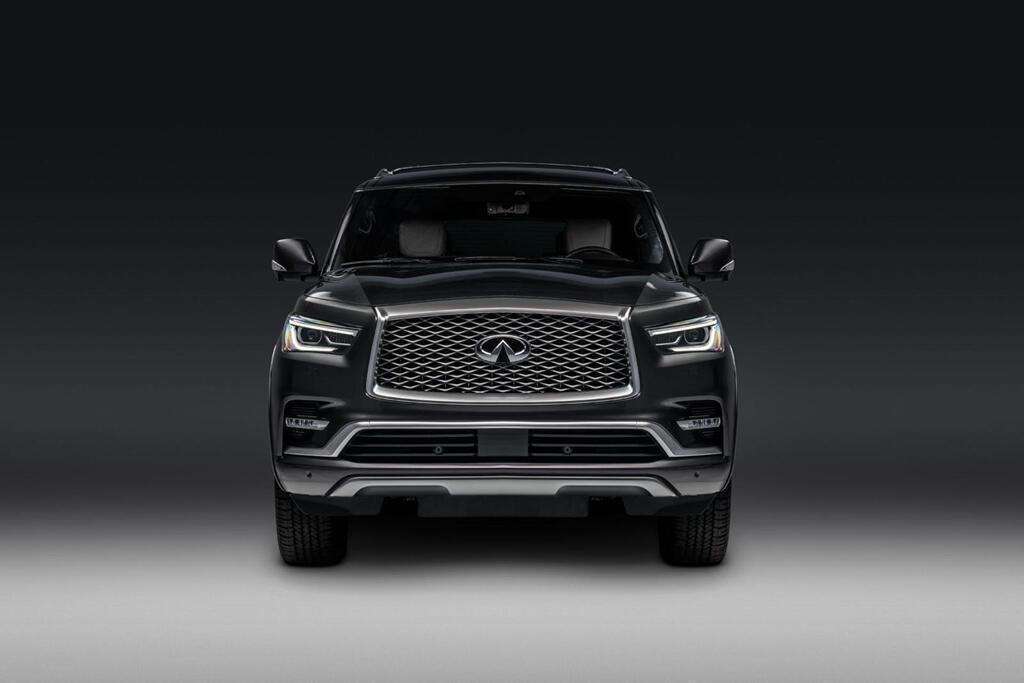 Infiniti QX80 Limited 2019 giá 90.000 USD, đe dọa Lexus LX570 - Hình 9