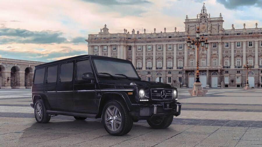 Inkas biến xe địa hình Mercedes-AMG G63 thành limo sang trọng trị giá 1,2 triệu đô - Hình 1