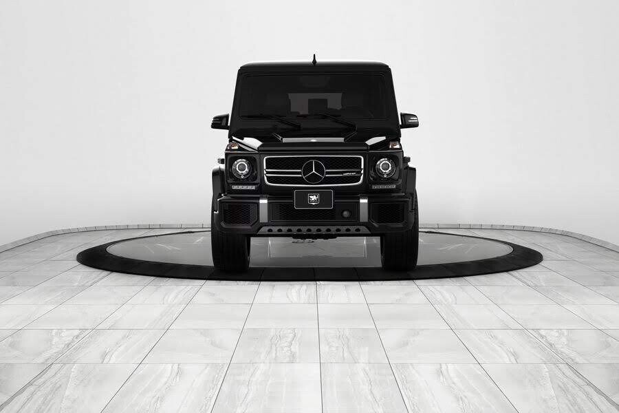 Inkas biến xe địa hình Mercedes-AMG G63 thành limo sang trọng trị giá 1,2 triệu đô - Hình 2