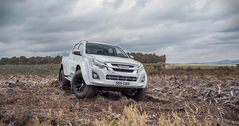 """Isuzu D-Max """"chất"""" hơn với phiên bản độ Arctic Truck AT35 - Hình 2"""