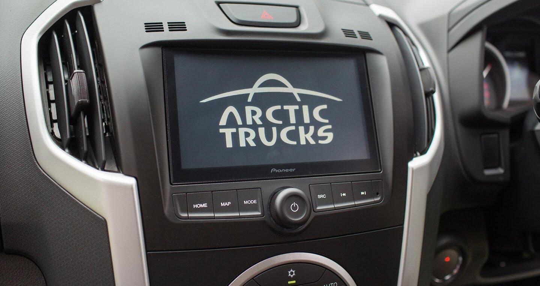 """Isuzu D-Max """"chất"""" hơn với phiên bản độ Arctic Truck AT35 - Hình 6"""