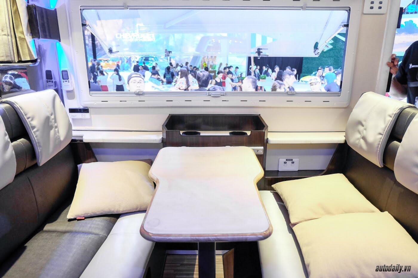 """Isuzu MotorHome - """"ngôi nhà di động"""" - Hình 25"""