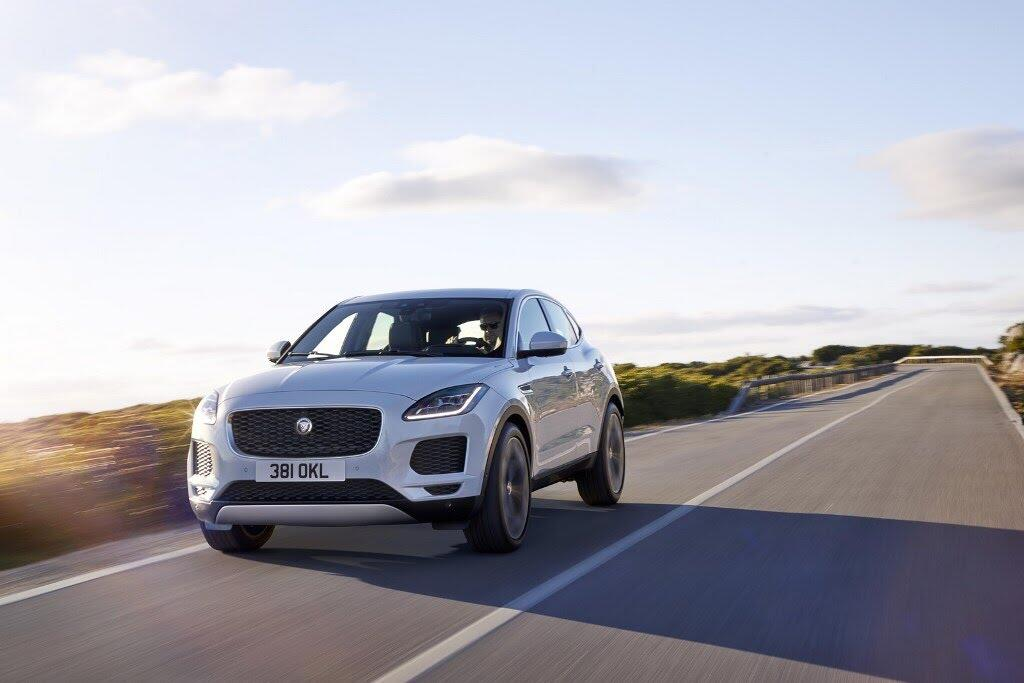Jaguar E-Pace đã lập kỷ lục Guinness như thế nào? - Hình 4