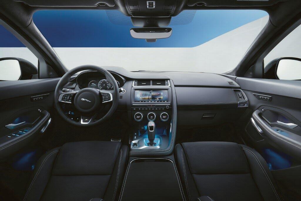 Jaguar E-Pace đã lập kỷ lục Guinness như thế nào? - Hình 6
