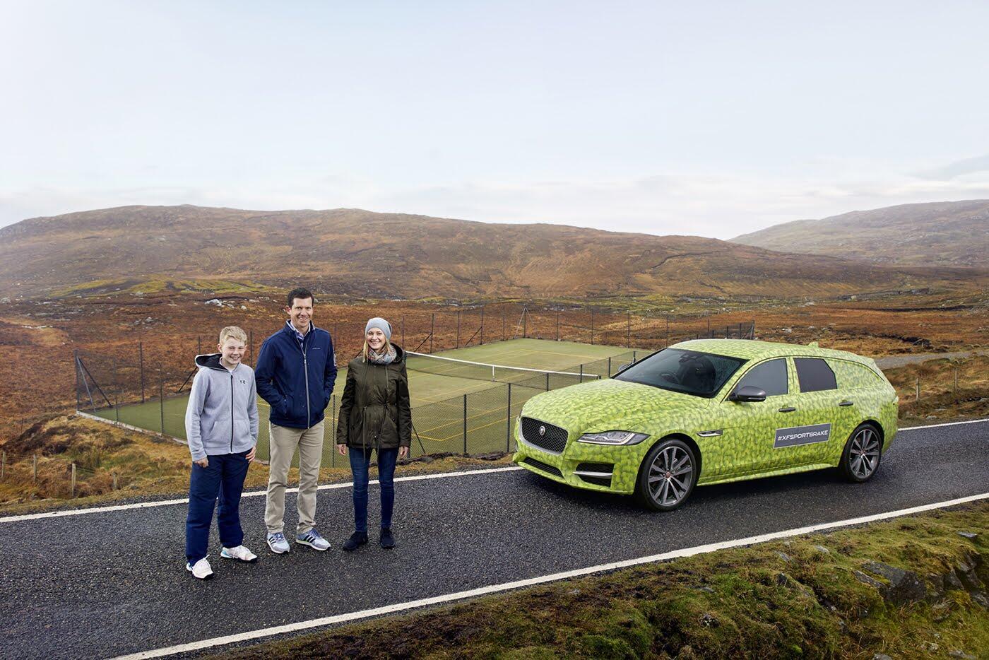 Jaguar sắp ra mắt mẫu xe kiểu wagon độc đáo - Hình 1