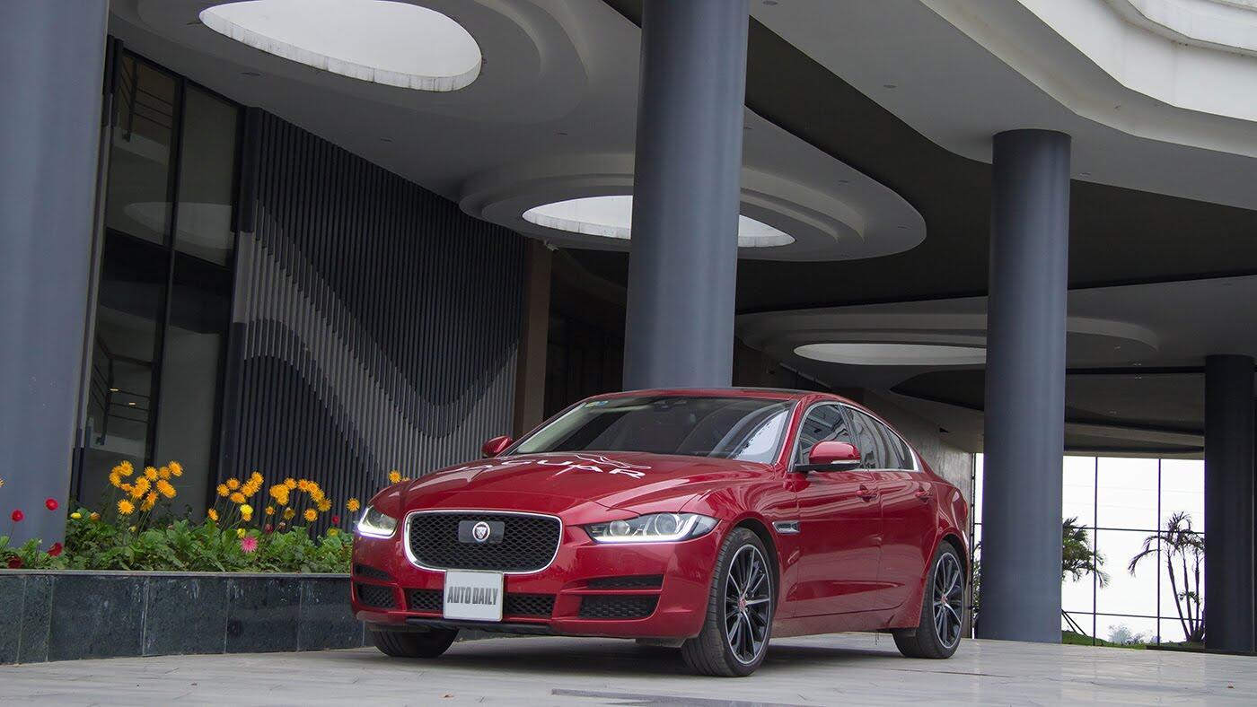 Jaguar XE - Sự xuất hiện đầy thách thức - Hình 1