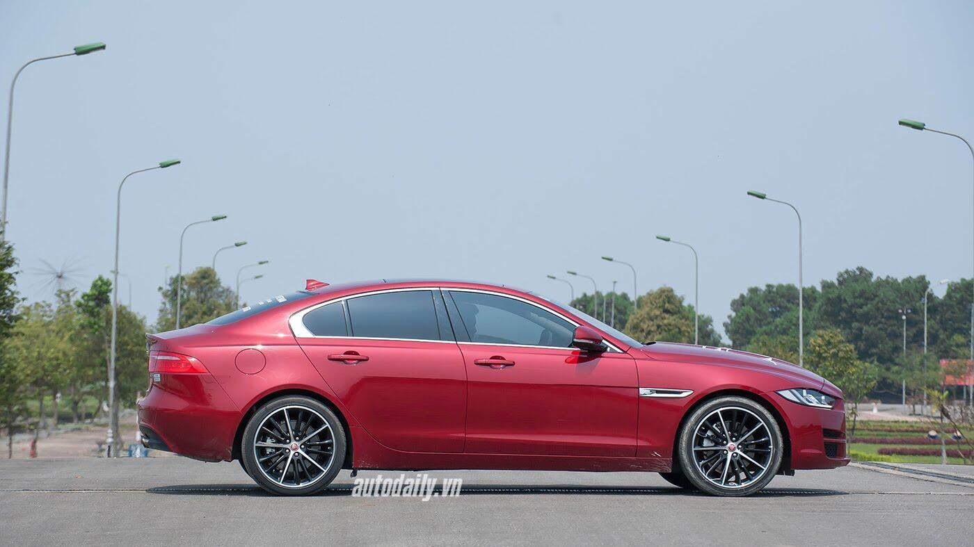 Jaguar XE - Sự xuất hiện đầy thách thức - Hình 4